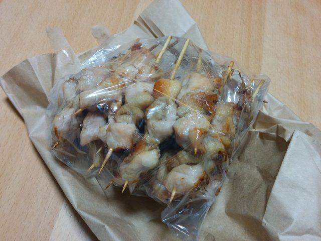 中島ブロイラー 串焼き ビニール袋