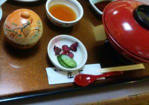 中庄駅から車で約8分!「白壁の里 庄屋」の「日替わり定食」でランチ!!