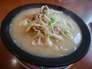 餃子の王将 高知御座店 チャンポン
