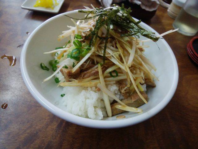 ラーメンショップ ネギ丼