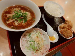 中国料理 長城 春日店 ラーメン定食