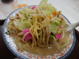 麺や一番 ゆめタウン松永店 特製ちゃんぽん