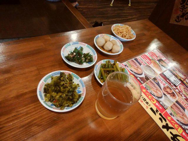 ばりうま 倉敷下庄店 総菜食べ放題