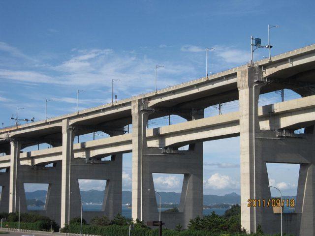 与島: 瀬戸大橋 (せとおおはし)